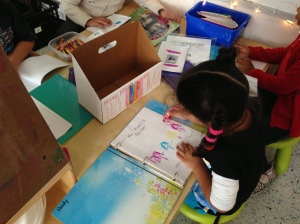 Illustrating the Poetry and Song Notebook